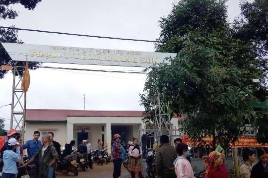 Đắk Nông: Va vào dây cáp đứt treo lơ lửng, hai học sinh bị điện giật tử vong
