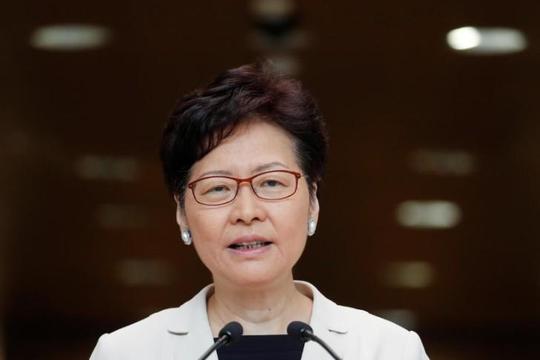 Trưởng đặc khu Hồng Kông tổ chức đối thoại trực tiếp với dân