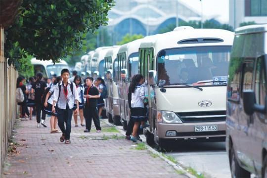 TP.HCM rà soát xe hợp đồng đưa đón học sinh