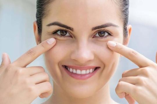 9 cách giúp phái đẹp loại bỏ quầng thâm mắt
