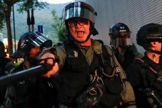 Bắc Kinh phản ứng sau vụ bà Trần Thục Trang đòi LHQ điều tra bạo lực tại Hồng Kông