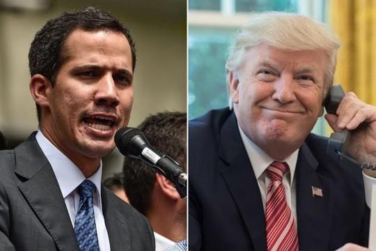 Venezuela đòi Mỹ khôi phục quan hệ, Quốc hội phê chuẩn Guaido làm Tổng thống