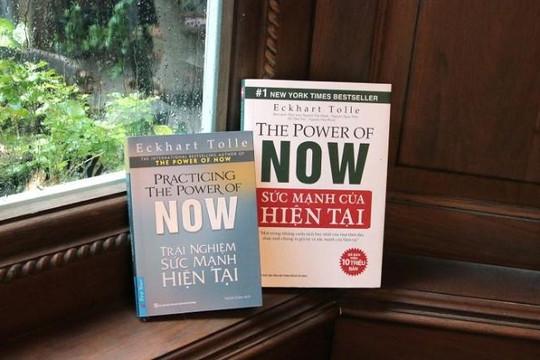 'Trải nghiệm sức mạnh hiện tại' - Cuốn sách hoá giải nỗi đau