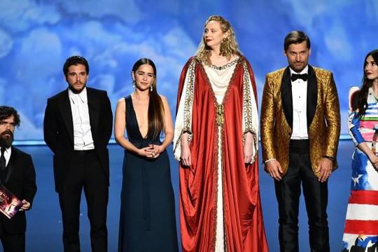 Chiến thắng của 'Game of Thrones' tại Emmy 2019 gây tranh cãi