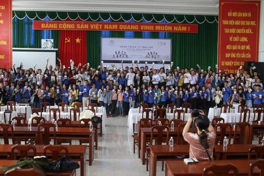 Hành trình từ trái tim đến vùng đất Kiên Giang