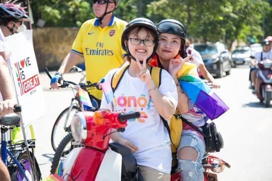 Hanoi Pride 2019: Vẻ đẹp của sự đa dạng