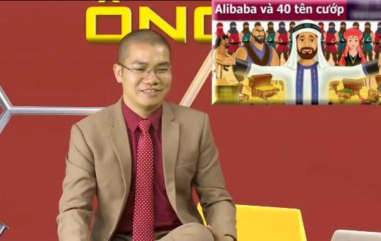 Nguyễn Thái Luyện: 'Anh em nói chơi lập nhóm cướp nên mở Công ty Alibaba'