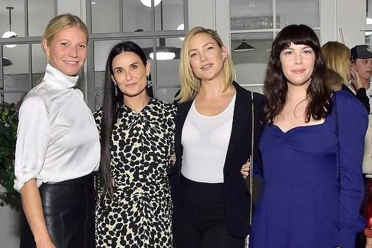 Chồng cũ và dàn sao Hollywood tới buổi ra mắt tự truyện kể về nỗi đau bị cưỡng hiếp của Demi Moore