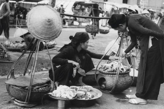 Hoài niệm về Hà Nội xa xưa qua gánh hàng rong và những tiếng rao
