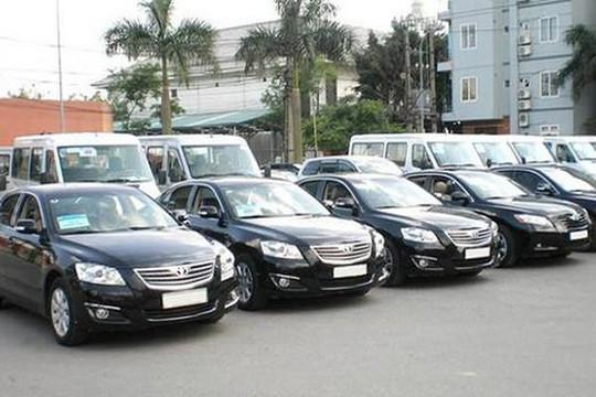 Thanh lý hàng loạt xe công với giá chỉ từ 10,5 triệu