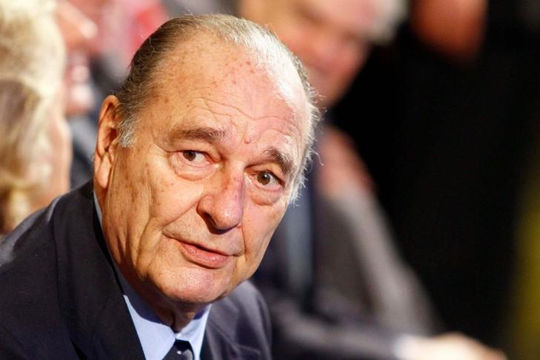 Lãnh đạo thế giới chia buồn cựu Tổng thống Pháp Jacques Chirac qua đời