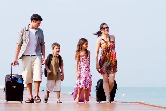 Điều con trẻ học được từ những chuyến du lịch với gia đình