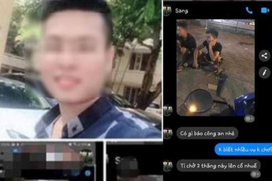 Sinh viên 18 tuổi chạy Grab gửi ảnh 2 kẻ khả nghi cho bạn gái trước khi bị sát hại