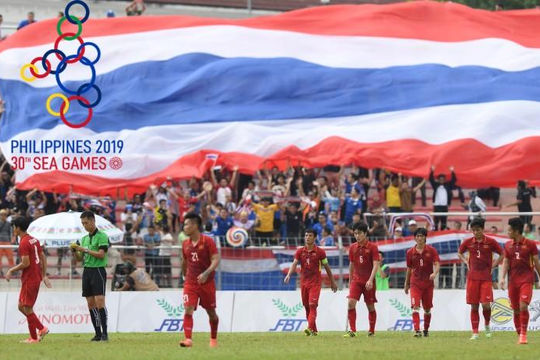 Bóng ma ngày cũ trở về vây ám U.22 Việt Nam ở lễ bốc thăm SEA Games 30?