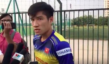 Tân binh U.22 Việt Nam tiết lộ những khó khăn và nguyên nhân cầu thủ bị chấn thương nhiều
