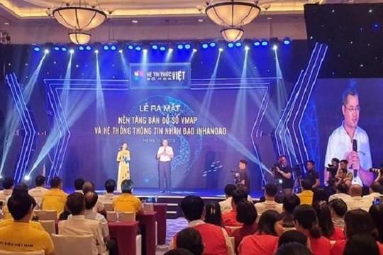 Bản đồ số Việt Nam đã thu thập được hơn 23,4 triệu địa chỉ trên cả nước