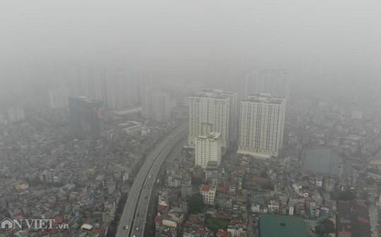 Ô nhiễm không khí: Tổng cục Môi trường khuyến cáo người dân hạn chế ra ngoài
