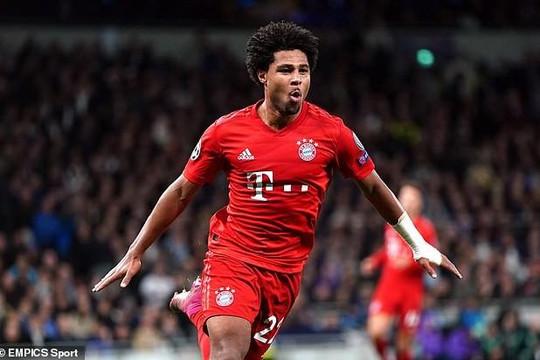 Tottenham lập kỷ lục tệ hại khi thua Bayern 2-7