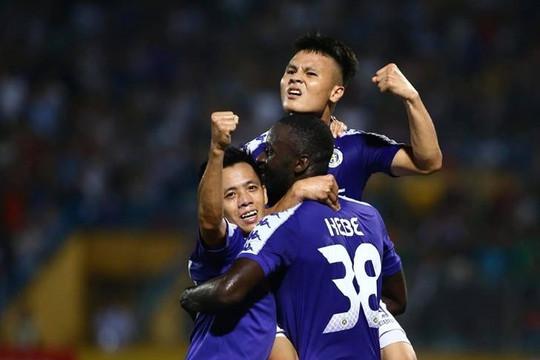 Chung kết lượt về AFC 4.25 SC - Hà Nội: Vượt khó để tạo nên lịch sử