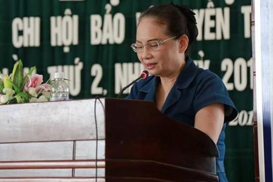 Nguyên Phó chủ tịch Thừa Thiên Huế bị cảnh cáo