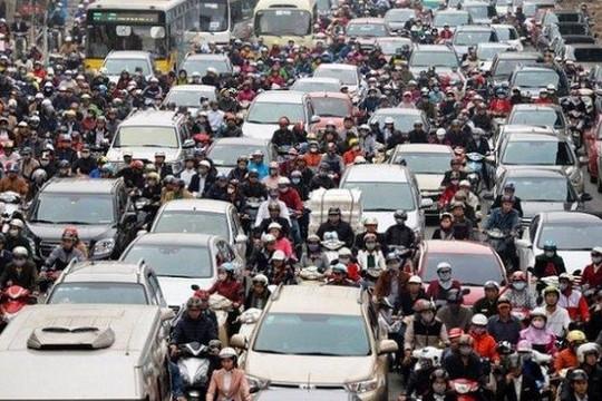 Phí đăng ký xe ô tô ở TP.HCM tăng gần gấp đôi