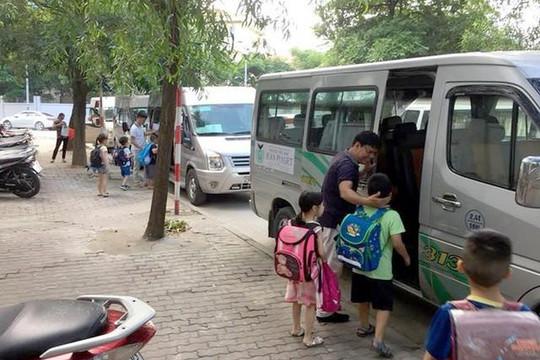Đề nghị Bộ Giao thông vận tải quy định tiêu chuẩn xe ô tô đưa đón học sinh