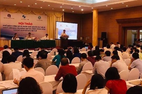 Tài sản trí tuệ mới của người Việt tăng cả về lượng và chất