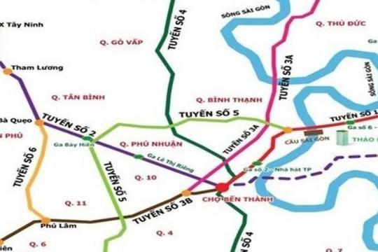 2 tuyến metro trễ hẹn, Chủ tịch TP.HCM 'kêu cứu' Trung ương