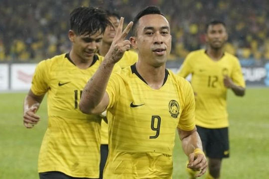 Tiền đạo Malaysia: 'Chúng tôi sẽ thắng Việt Nam hoặc ít nhất có 1 điểm trên sân Mỹ Đình'