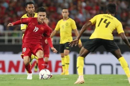 Truyền thông Malaysia tin đội nhà đòi nợ tuyển Việt Nam thành công trên sân Mỹ Đình