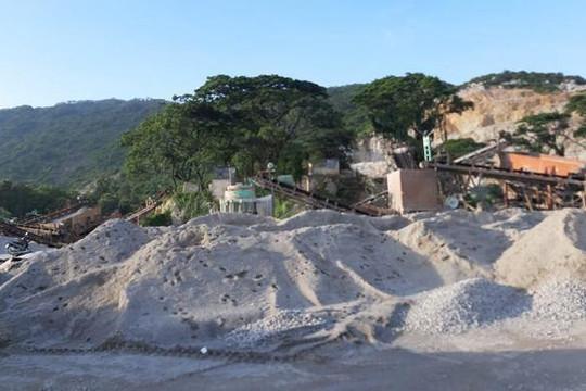 Một công nhân tử vong vì điện giật tại công trình khai thác đá