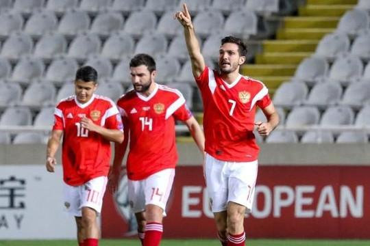 Thêm 2 đội Đại bàng theo chân Bỉ và Ý giành vé dự VCK Euro 2020