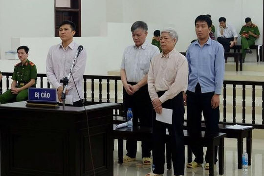 Nguyên Chủ tịch Vinashin Nguyễn Ngọc Sự bị tăng thêm 3 năm tù