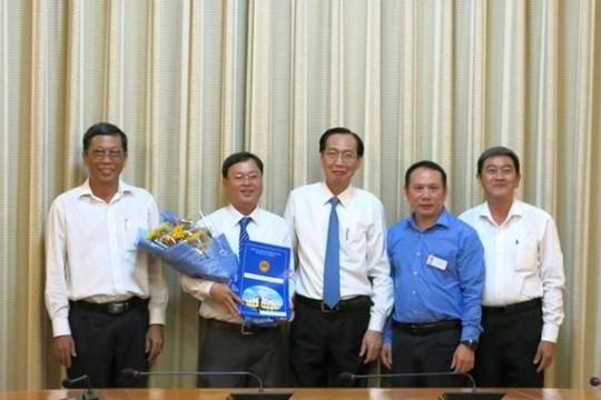 TP.HCM bổ nhiệm thêm 2 phó giám đốc sở