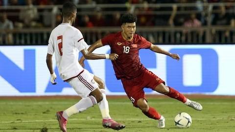 HLV UAE: 'Tôi biết U.22 Việt Nam còn mạnh hơn nữa vì nhiều tuyển thủ chưa có mặt'