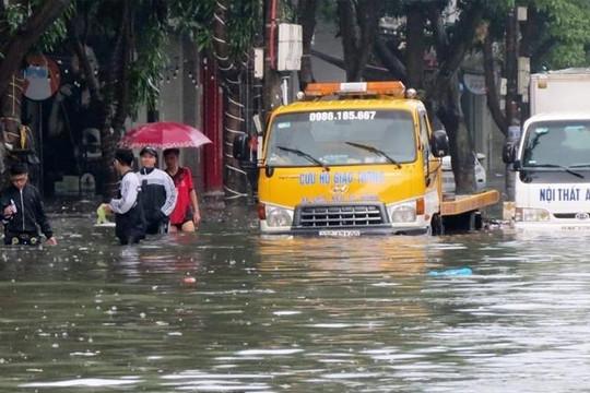 Nghệ An: 3 người chết, hơn 5.200 ngôi nhà bị ngập do mưa lớn