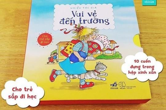 Bộ sách thiếu nhi được yêu thích nhất nước Đức đến Việt Nam