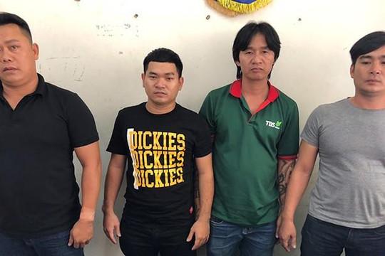 Đà Nẵng: Củng cố hồ sơ khởi tố nhóm giang hồ đập phá quán nhậu