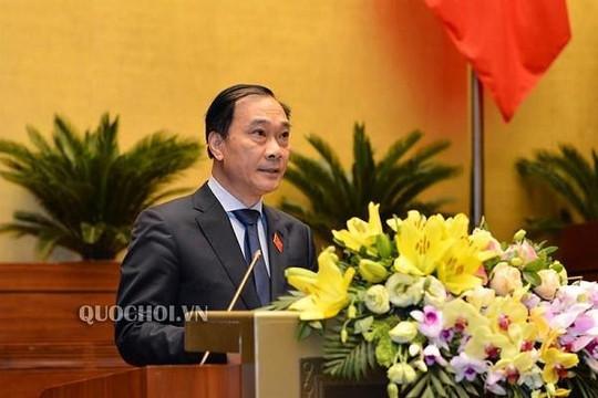 Thường vụ Quốc hội thống nhất Ủy ban Chứng khoán thuộc Bộ Tài chính