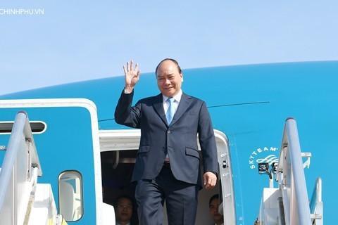 Thủ tướng Nguyễn Xuân Phúc dự lễ đăng quang Nhật hoàng