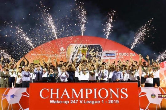 Thanh Hóa tranh vé vớt, Khánh Hoà chính thức chia tay V.League 2019