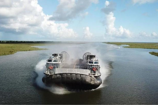 Hải quân Mỹ thử nghiệm tàu chạy đệm không khí thế hệ mới