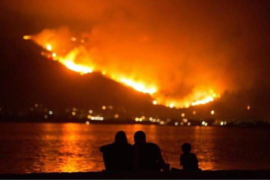 Mỹ sử dụng trí tuệ nhân tạo xác định các vụ cháy rừng
