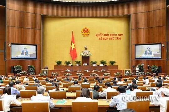 Quốc hội chọn 4/5 vấn đề để chất vấn các Bộ trưởng