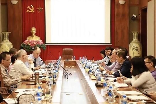 WB hỗ trợ BHXH Việt Nam nâng cao năng lực quản trị và đầu tư quỹ