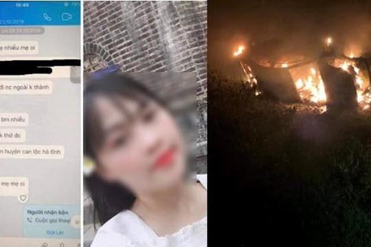 Em trai cô gái Hà Tĩnh chết trong container ở Anh bác tin nhà giàu, đốt ô tô không tiếc