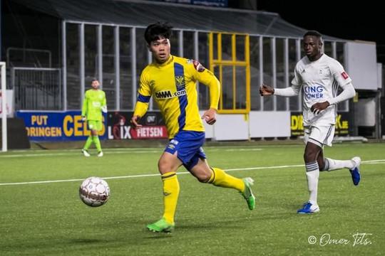 Công Phượng được đá chính trong trận U.21 Sint-Truidense thua đậm