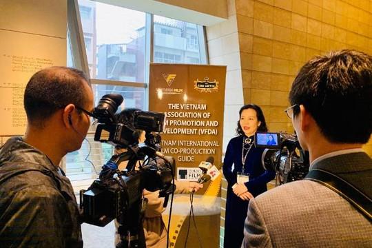 Hiệp hội xúc tiến phát triển điện ảnh Việt Nam giới thiệu diện mạo mới
