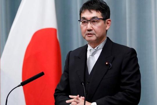 Nhật Bản: Thêm một bộ trưởng từ chức do dính bê bối bầu cử