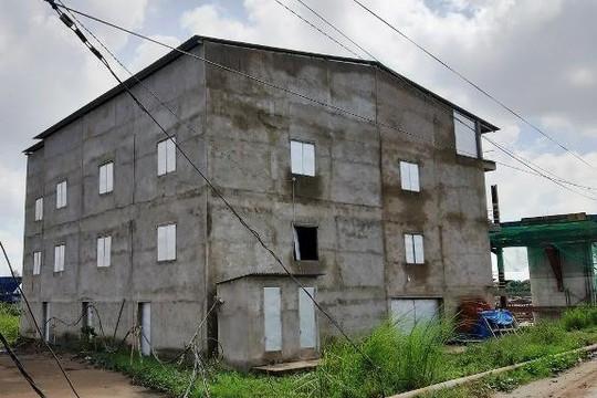 Vụ nghi vấn xây nhà chờ đền bù, Chủ nhiệm UBKT Vĩnh Thạnh lên tiếng